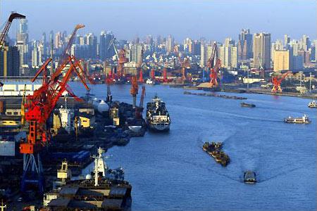 Projects – Jiangnan Shipyard – Weatherproof PA Speakers